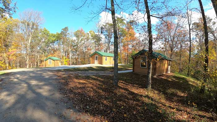 Hocking Hills State Park Campground and Camping