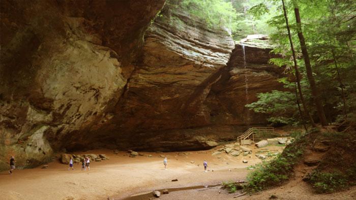 Christmas At Ash Cave 2021