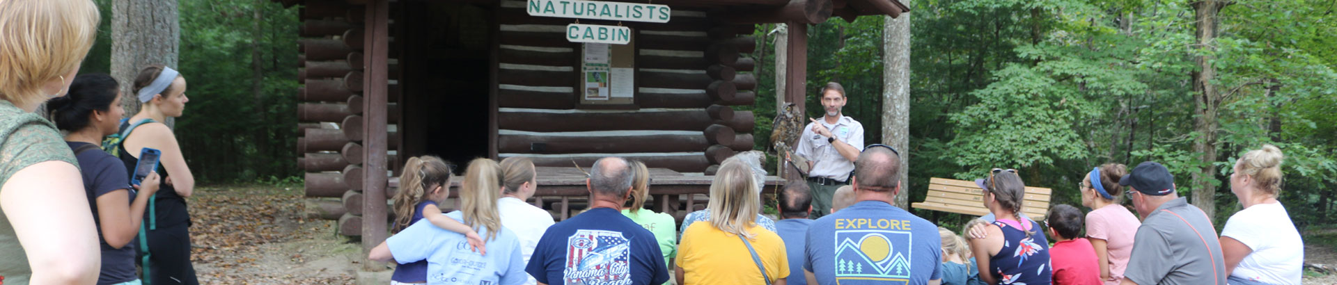 Hocking Hills Park Programs