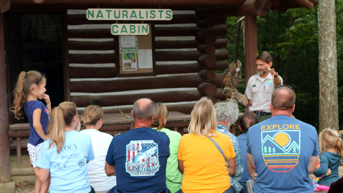 hocking Hills Programs and Events.